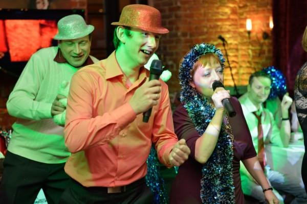 Караоке вечеринка «Красиво петь…»