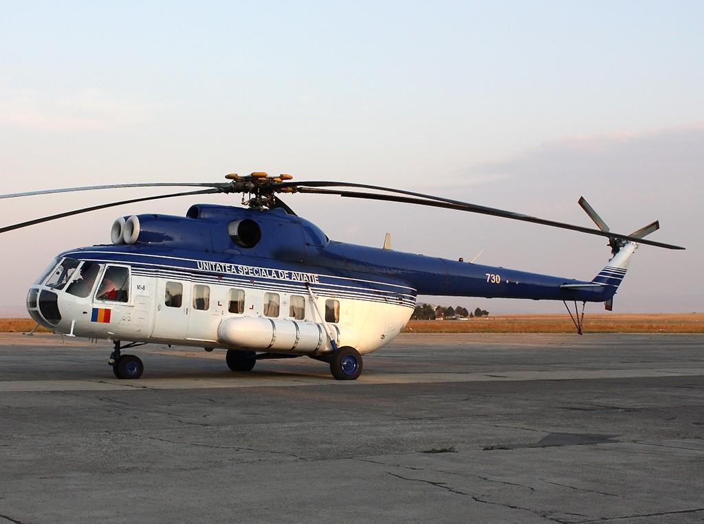 Аренда Вертолета Ми-8Т