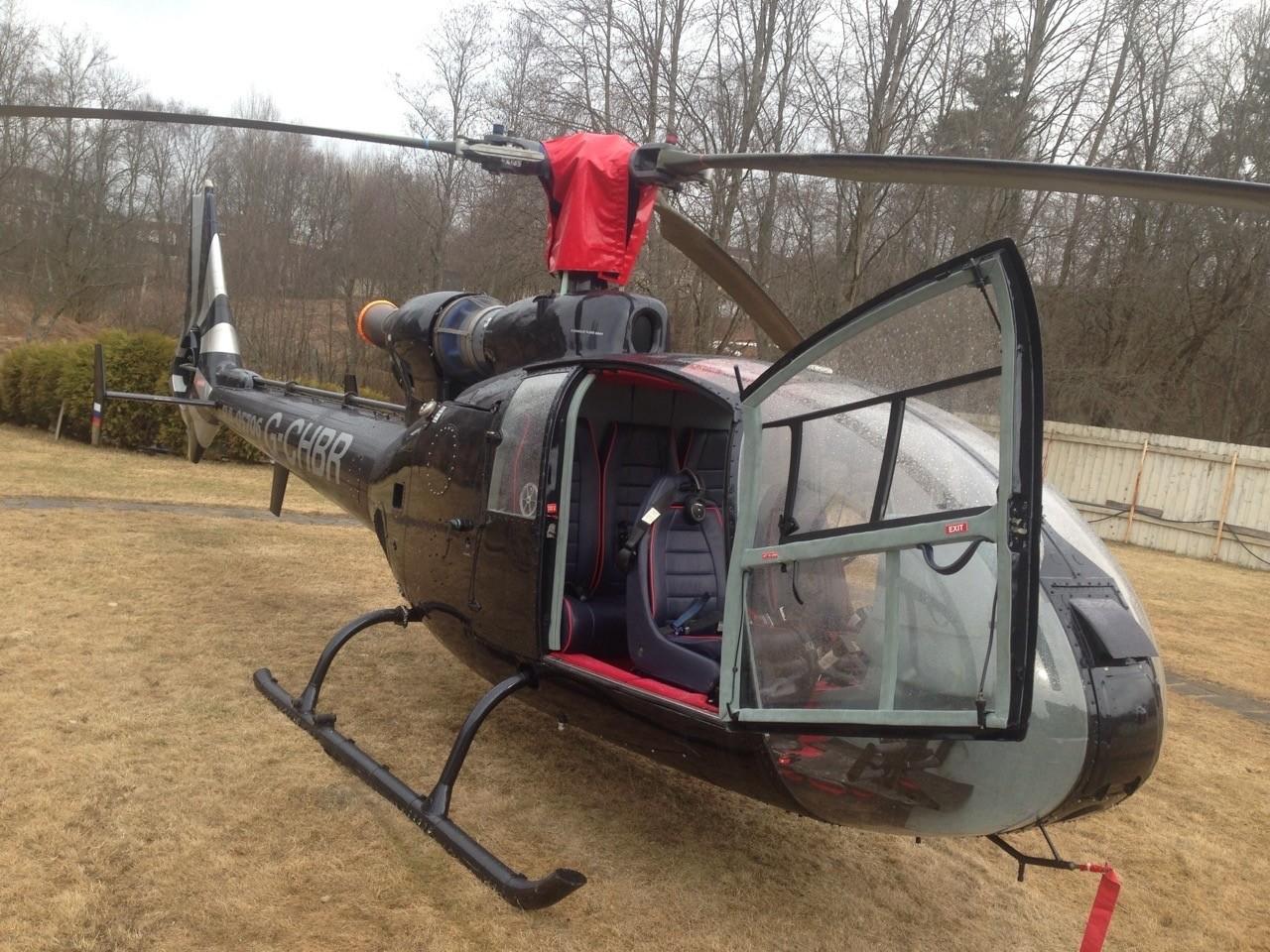 Аренда Вертолета Gazelle