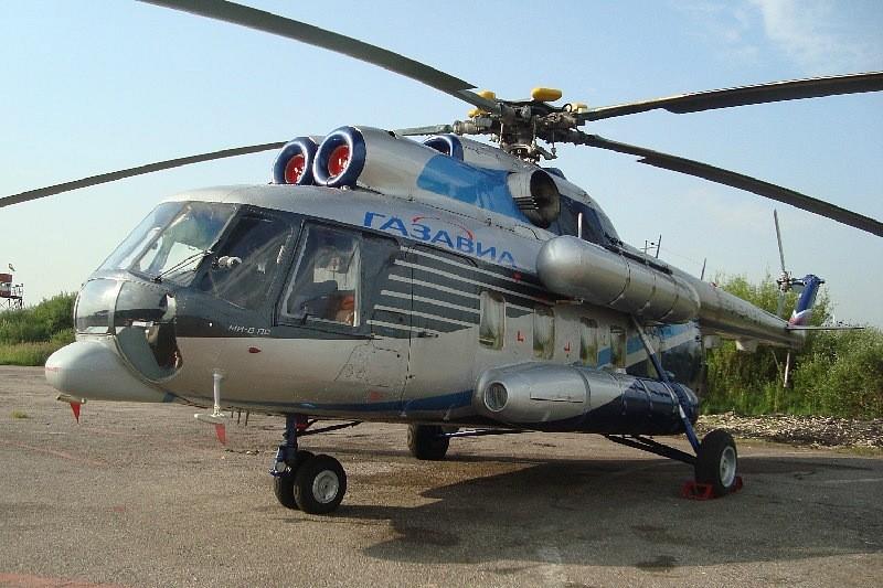 Аренда Вертолета Ми-8 VIP