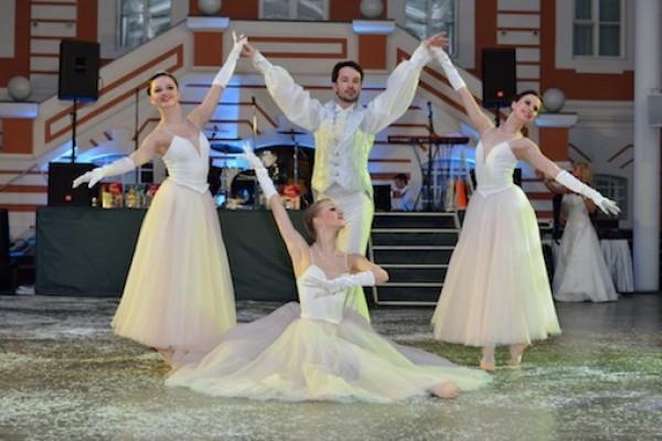 Бал «Белые ночи Петербурга»