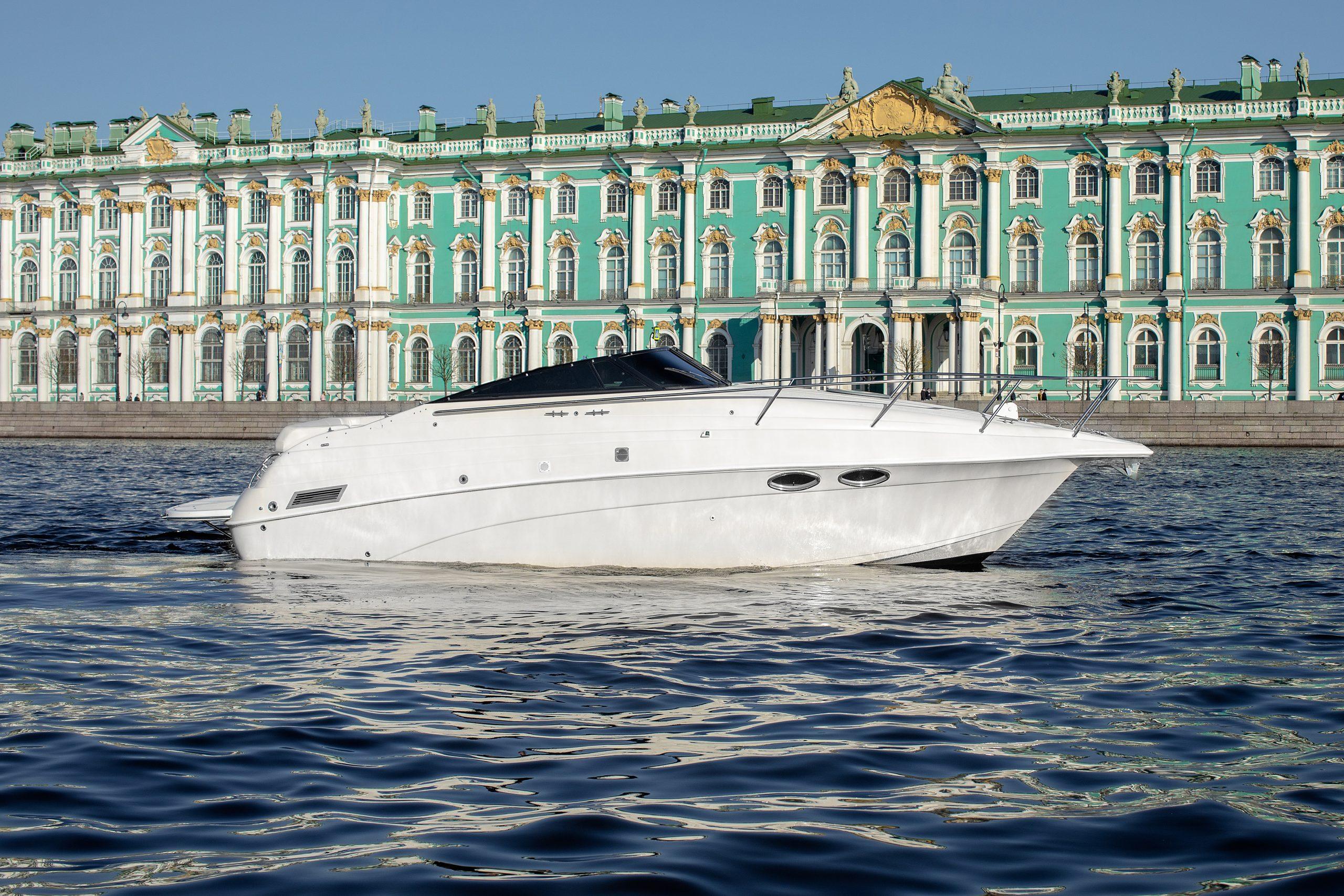 Скоростной круизный катер «Katalina»
